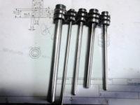 Tulejki zaciskowe do narzedzia prasy hydraulicznej
